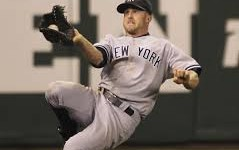 Gold Glove winner Bret Gardner, CF, NY Yankees