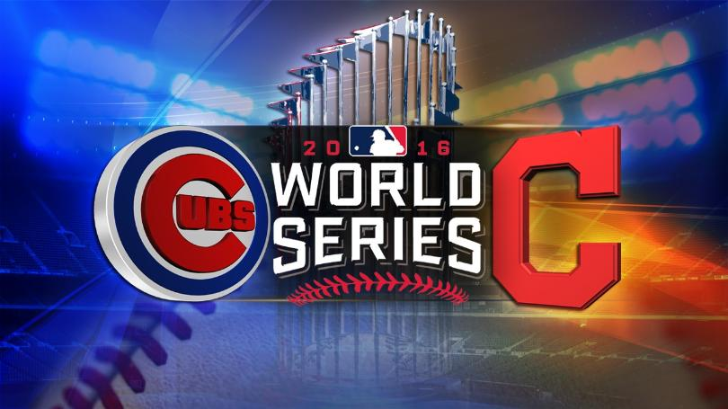 World Series Game 7 begins Wednesday night at 8:08 PM. ET at Progressive Field in Cleveland.