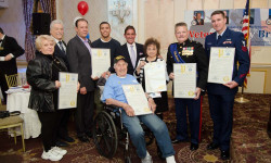 SENATOR JEFF KLEIN HOSTS 9TH ANNUAL VETERANS' BREAKFAST