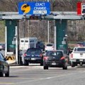 Union Toll Plaza on New Jersey's Garden State Parkway