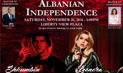 Come Celebrate the 104th Anniversary of Albanian Independence
