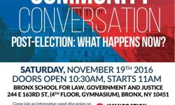 CM Gibson Hosts Post-Election Community Conversation