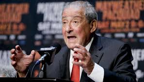 Top Rank Boxing promoter, Bob Arum. Credit: Zeenews.com