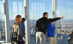 Pittsburgh & Northwestern Visit One World Observatory and the 9/11 Memorial & Museum