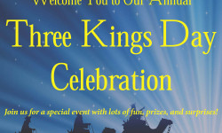 Three Kings Day by Senator Klein and Assemblyman Sepulveda