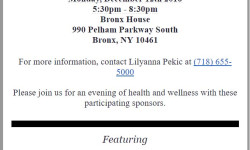 Winter Health and Wellness Fair – December 12th