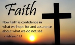 Matters of Faith: GOOD AND FAITHFUL ALL THE WAY!