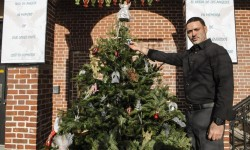 """""""TREE OF ANGELS"""" LIGHTING TO BE HELD FRIDAY, DECEMBER 9, 2016"""