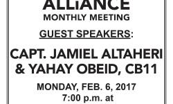 Van Nest Neighborhood Alliance Monthly Meeting – February 6th