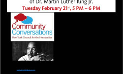 A Conversation about Service and the Legacy of Dr. Martin Luther King, Jr.