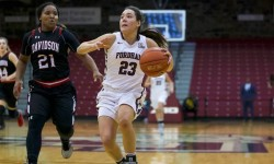 Lady Rams Win Third Straight A-10 Game