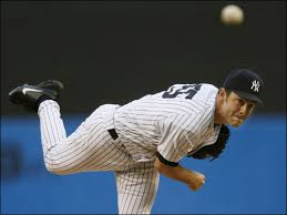Former NY Yankee Mike Mussina