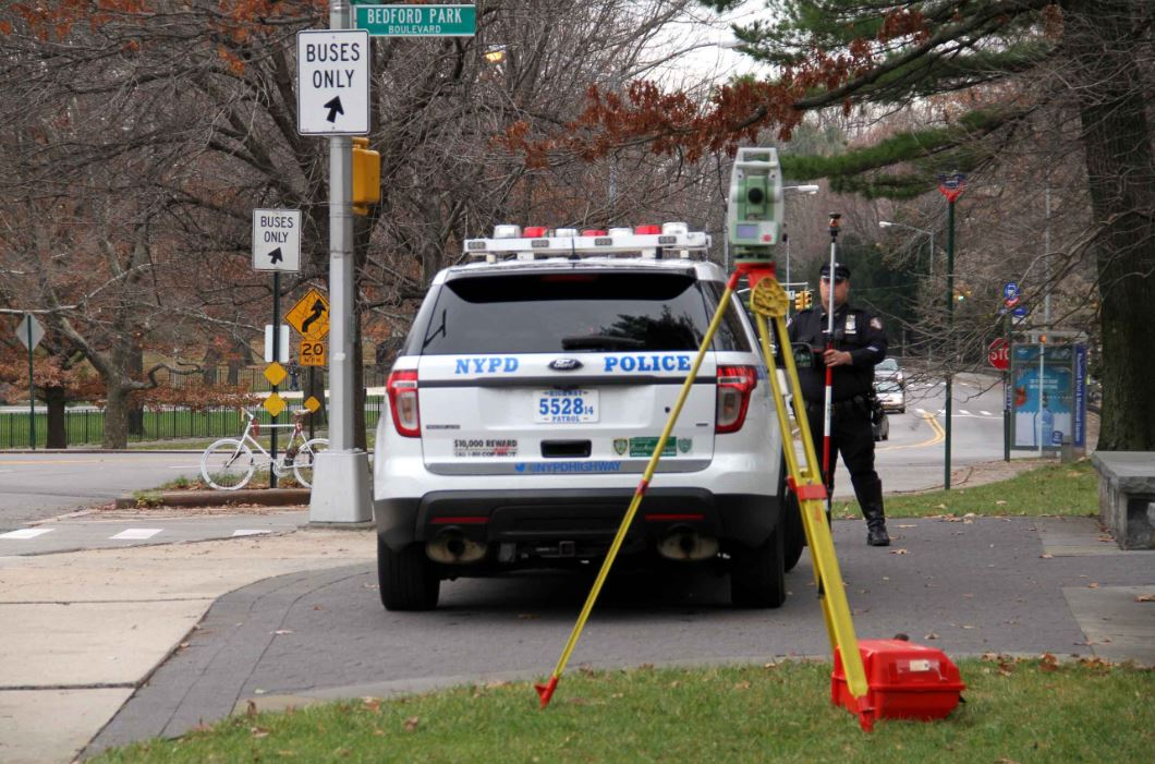 Accident Follow-up at Botanical Garden - The Bronx Chronicle
