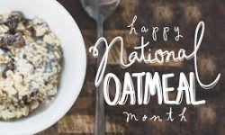 Profile America: Oatmeal Month Begins