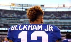 ODELL BECKHAM JR: FIRST PLAYOFF FORAY IS AN EPIC FAIL