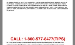 Crimestoppers: Help Police find the killer of Cindy Diaz