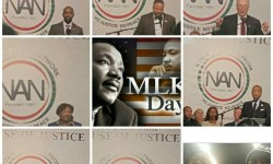 Mayor de Blasio, City Pols Commemorate MLK Day at NAN