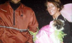 Cesar Villavicencio (left) was found not guilty in the death of Pamela Stockwell, in a photo from a 2008 Halloween party. Credit: Bolton