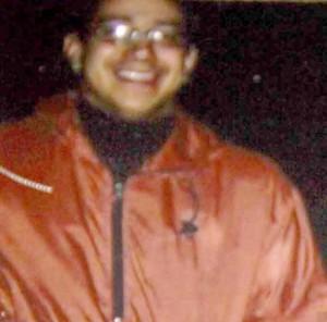 Cesar Villavicencio was all smiles at a 2008 Halloween party. Credit: David Greene.