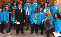 Dozens of NYC Parents, Legislators Call on Albany to Fight for Public Charter Students in State Budget