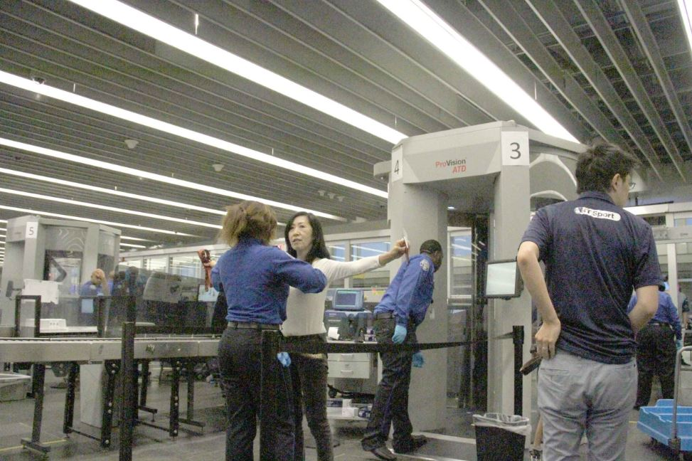Normal air travel has resumed at hundreds of airports including John F. Kennedy International Airport, where many immigrants were detained or sent back to nation of origin.--Photo by David Greene