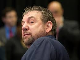 James Dolan, owner of Madison Square Garden, the NY Rangers and the NY Knicks.
