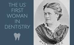 Lucy Hobbs Taylor graduated from the Ohio College of Dental Surgery in February 1866.