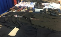 "BRONX DISTRICT ATTORNEY'S OFFICE ANNOUNCES OVER 450 ITEMS COLLECTED FOR ""100 SUITS FOR 100 MEN"""