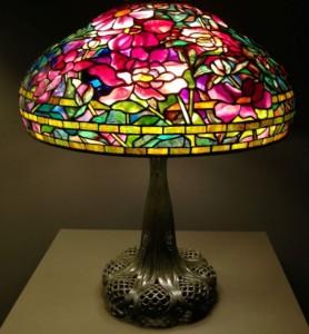 Tiffany Lamp-1
