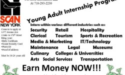SCAN-NY is currently hiring young adults ages 16-24 for our Young Adult Internship Program (YAIP)