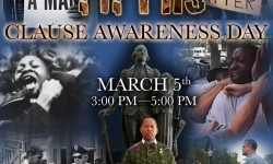 "The First Observance of ""Three-Fifths Clause Awareness Day"" in NYC"