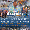 12th District State of the District 2017