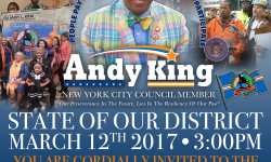 Council Member Andy King to Deliver State of the 12th District Address
