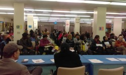 44th Precinct Council Meeting. Photo: Cary Goodman, 161st Street BID/MBSCC Inc.
