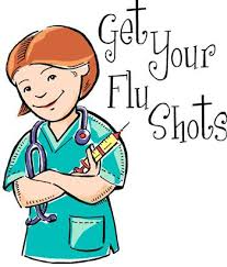 Flu Shot Vaccine_clipart