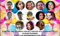2nd Bronx Phagwah Holi Mela – March 19th