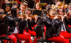 Young Music Makers Brings Free Outdoor Concerts by Talented School Ensembles to Lincoln Center