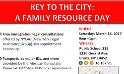 Free legal clinic and resource fair for immigrants – March 18th