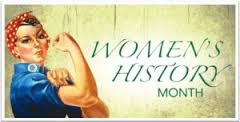 Womens History Month 2017