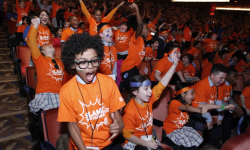 Thousands of Success Academy Scholars  Pack Radio City Music Hall For Massive Academic Pep Rally