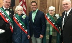 SENATOR KLEIN CELEBRATES ST. PATRICK'S DAY AT 19TH ANNUAL THROGGS NECK PARADE