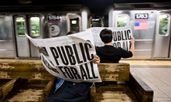 Public Forum in the Bronx: Citywide Call for Ideas for Civic Equality – April 25th