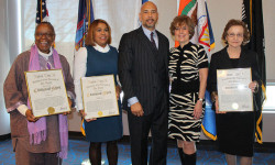 BOROUGH PRESIDENT DIAZ HOSTS ANNUAL WOMEN'S HISTORY MONTH CELEBRATION