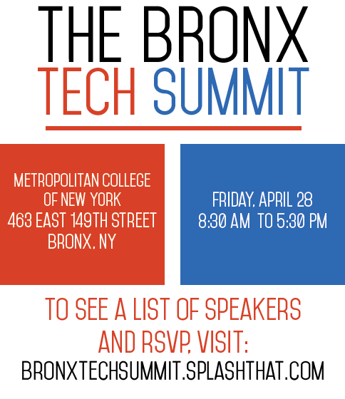 Bronx Tech Summit-04282017