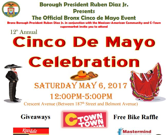 Cinco de Mayo Celebration 2017