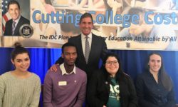 Senator Klein Announces New College Affordability Plan to Cut College Costs