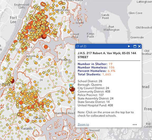 Interactive data tool