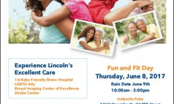 Lincoln Wellness Fair, 06/18