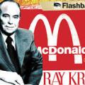 Ray Kroc-McDonalds