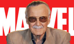 Comic book legend and Marvel Chairman Emeritus, Stan Lee.